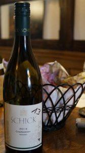 Chardonnay Weingut Schick Jugenheim