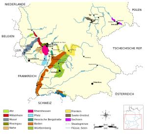 Weinbaugebiet Mosel: Steillagen, Schiefer und zahlreiche Rekorde