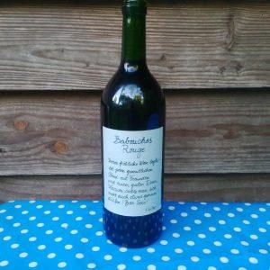 Babouches Rouge – Französischer Rotwein aus dem Bioladen