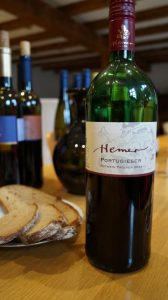 Portugieser Bio-Weingut Hemer