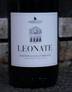 Angelucci Leonate Montepulciano d'Abruzzo