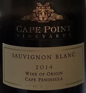 2014er Cape Point Vineyards Sauvignon Blanc