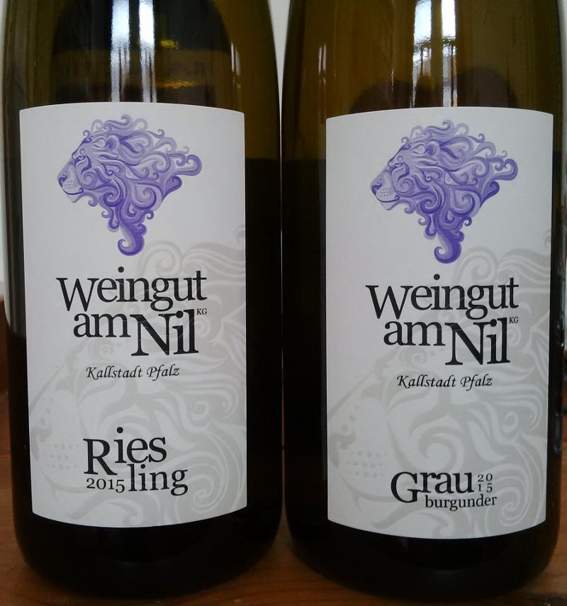 Weingut am Nil Riesling Grauburgunder