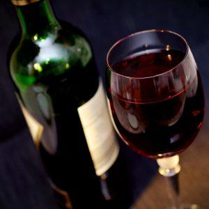 rotwein trinktemperatur