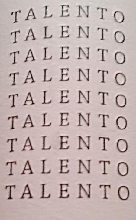 Talento Wein