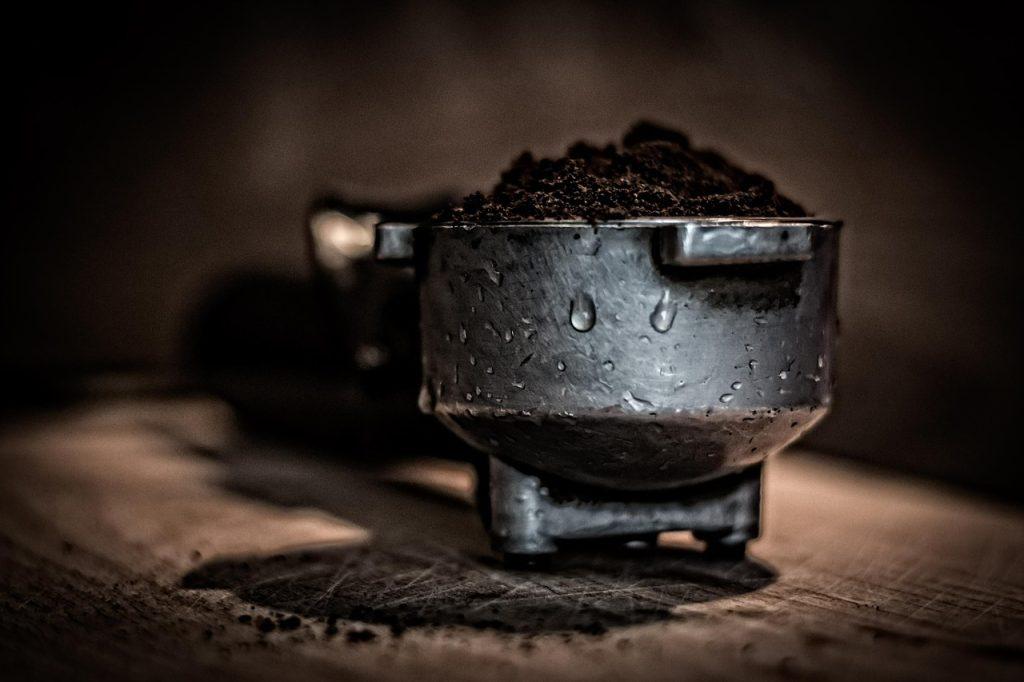 Kaffee Anbau Boden