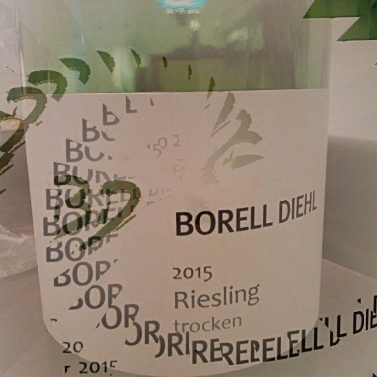 Borell Diehl Riesling