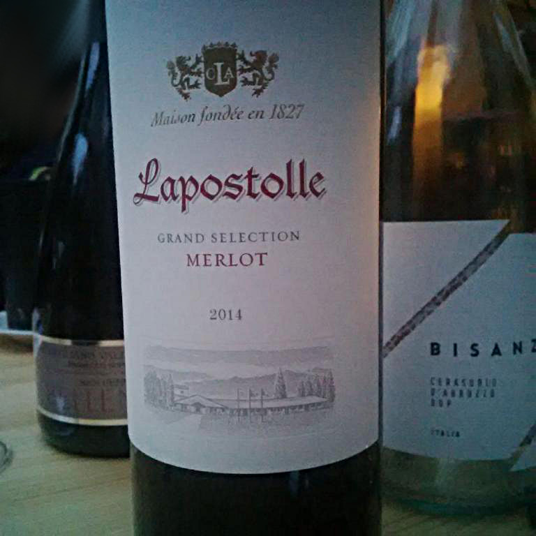 Lapostolle Grand Selection Merlot