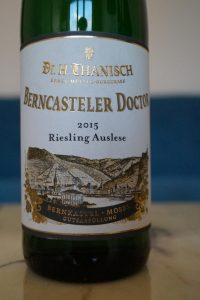 Berncasteler Doctor Riesling Auslese 2015