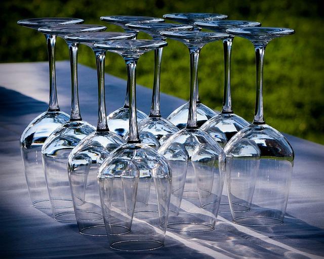 Weinglas Römer