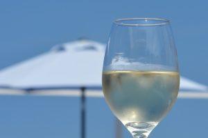 Chablis Wein