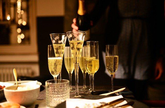 Champagner Deutz